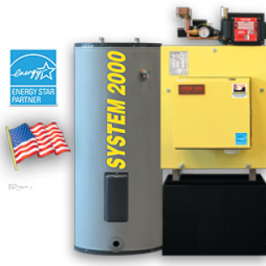 High Efficiency Gas and Oil Boilers