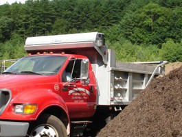 Southbridge Tire Dump Truck